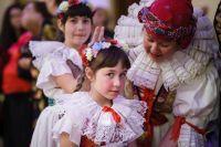 Iva s dcerami